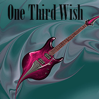 One Third Wish CD Cover